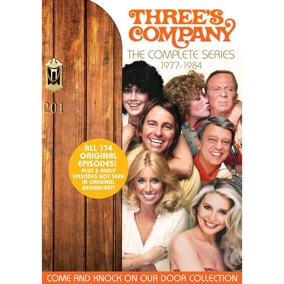 Three's Company Complete Series - DVD