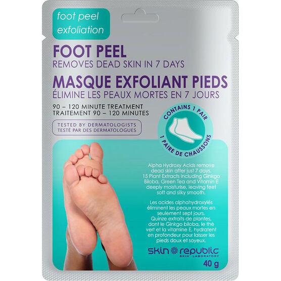 Skin Republic Foot Peel - 40g