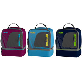 Thermos Radiance Dual Compartment Lunch Kit - Assorted