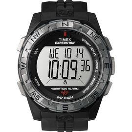 Timex Expedition Vibration Alarm Watch -Black - T49851GP
