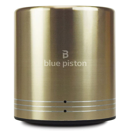 Logiix Blue Piston 360 Bluetooth Speaker