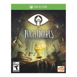 Xbox One Little Nightmares Six Edition
