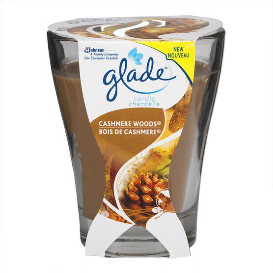 Glade Jar Candle - Cashmere