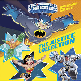 DC Super Friends: The Justice Collection