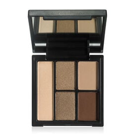e.l.f. Clay Eyeshadow Palette - Necessary Nudes