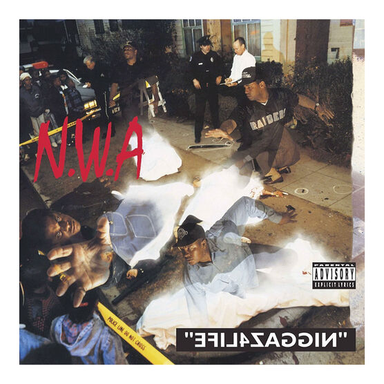 N.W.A. - Niggaz4Life - Vinyl