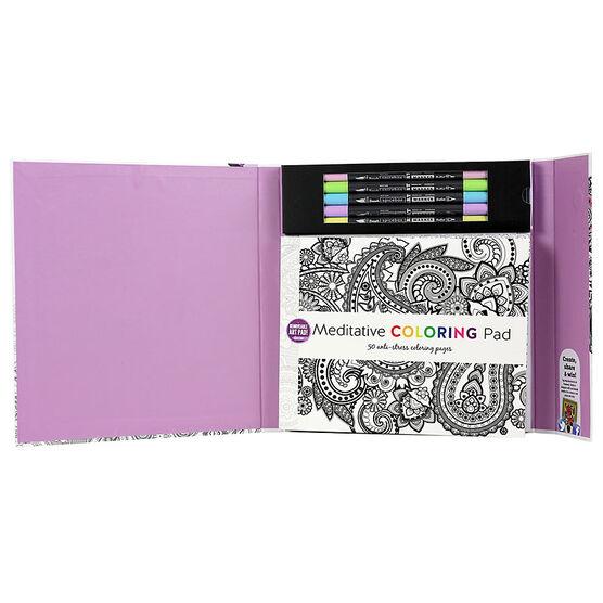 Sketch Plus Meditative Colour - 26 x 28cm