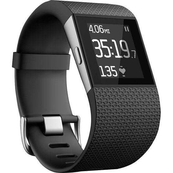 Fitbit Surge - Black - Small