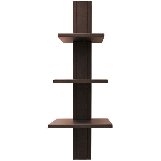 Alton Wall Shelf - Java - 3 Tier