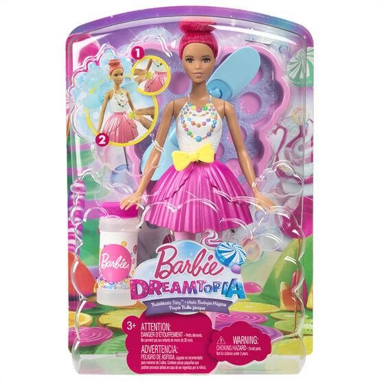 Barbie Bubbletastic Fairy - Assorted - DVM94
