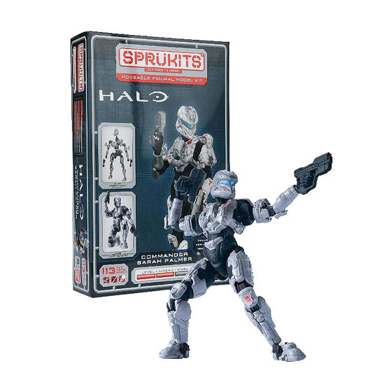 Sprukits Level 2 Halo Model Kit - 5in - Assorted