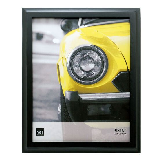 KG 8X10 Wood Frame - Black