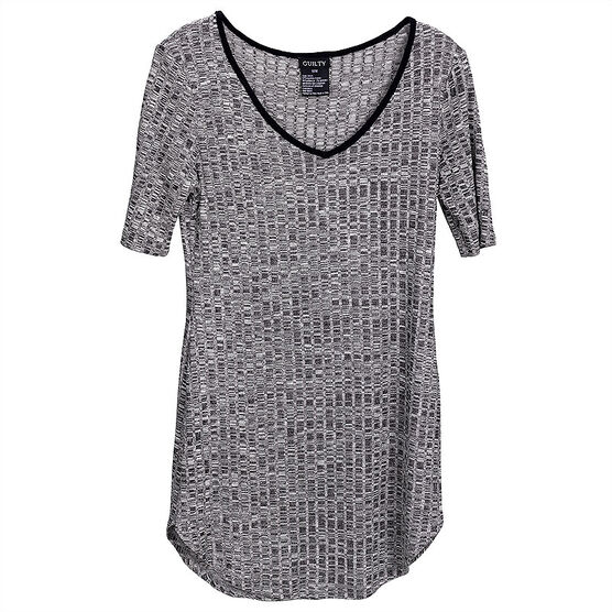 Guilty V Neck Sweater - Assorted