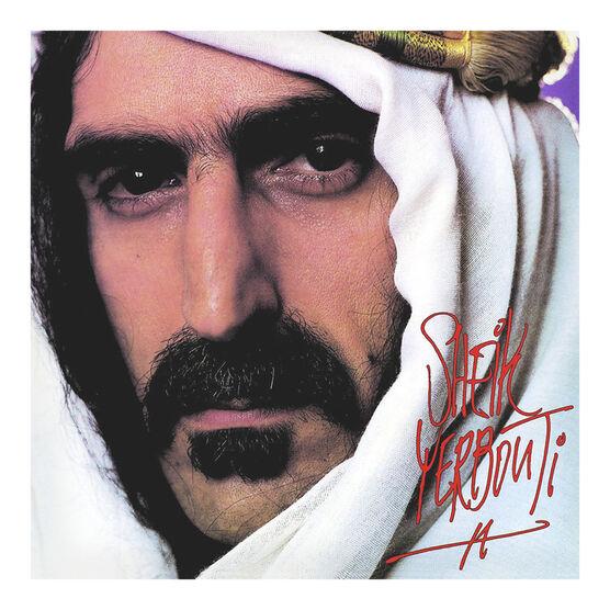 Frank Zappa - Sheik Yerbouti - Vinyl