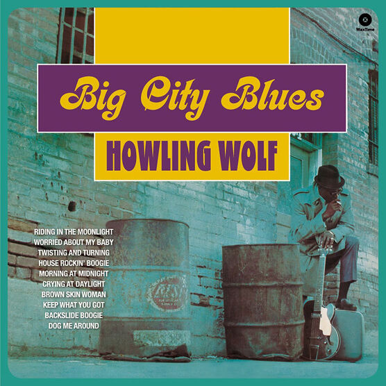 Howlin' Wolf - Big City Blues - Vinyl