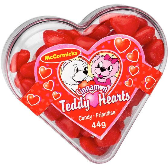 McCormicks Cinnamon Teddy Hearts - 45g