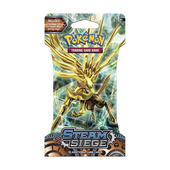 Pokémon XY11 Steam Siege Blister