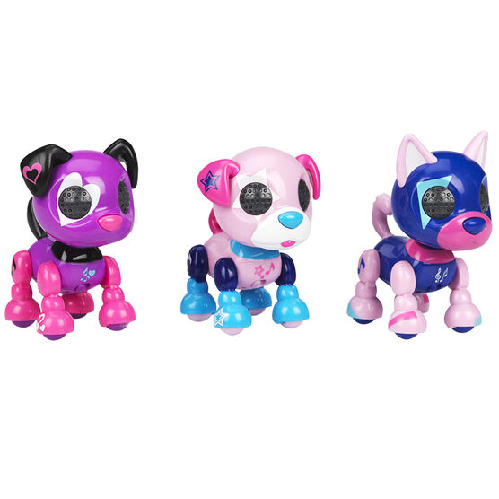 Zoomer Zupps Tiny Pups - Assorted