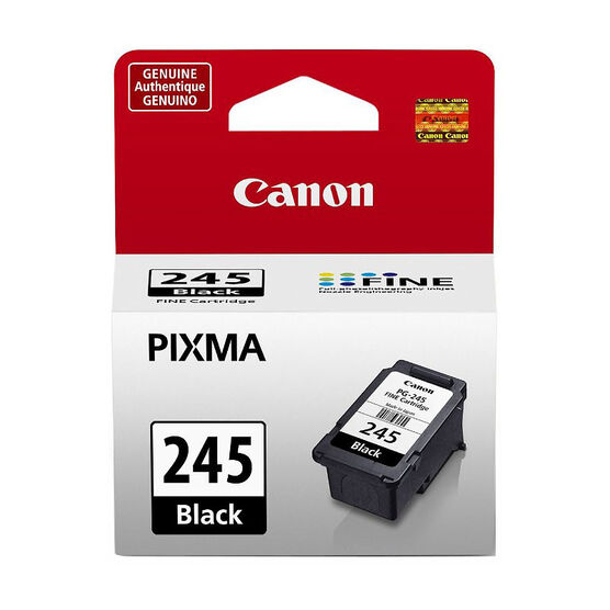 Canon PG-245 Ink Cartridge - Black