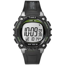 Timex Ironman Watch - Black/Green - TW5M03400GP
