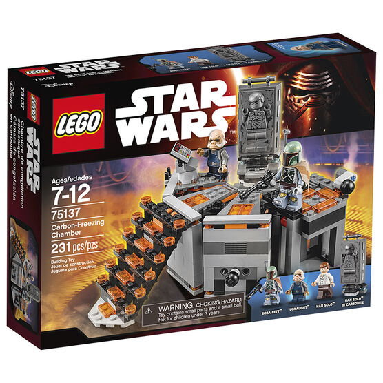 Lego Star Wars - Carbon-Freezing Chamber