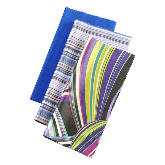 Optex Microfiber Cleaning Cloth - 3-Pack - CLOTH3PK