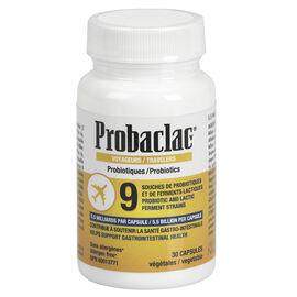 Probaclac Travelers Probiotics - 30's