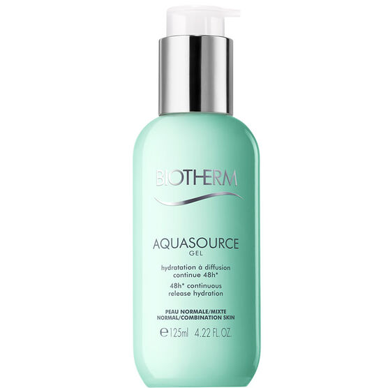 Biotherm Aquasource Gel for Normal/Combination Skin - 125ml