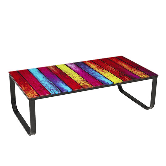 London Drugs Tempered Glass Table