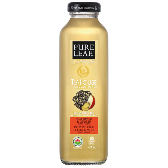 Pure Leaf Tea House Collection - Fuji Apple & Ginger - 414ml