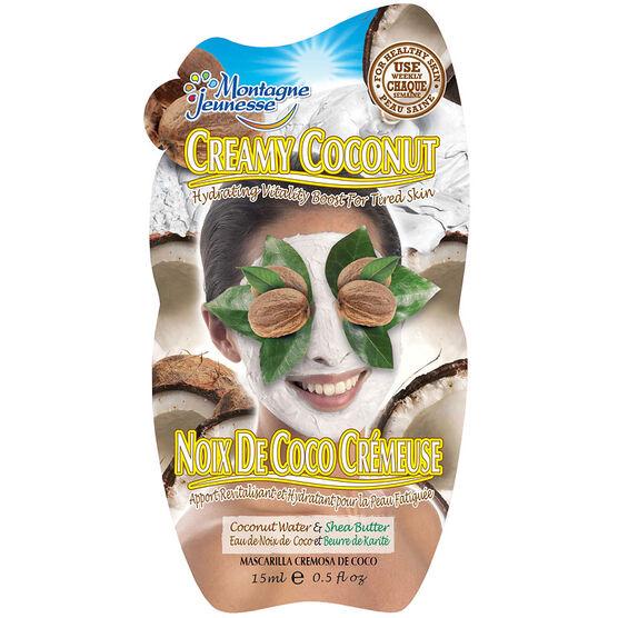 Montagne Jeunesse Creamy Coconut Face Mask - 15ml