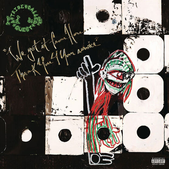 A Tribe Called Quest - We Got It From Here... Thank You 4 Your Service - Vinyl