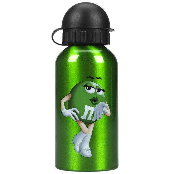 M&M's Water Bottle - Green