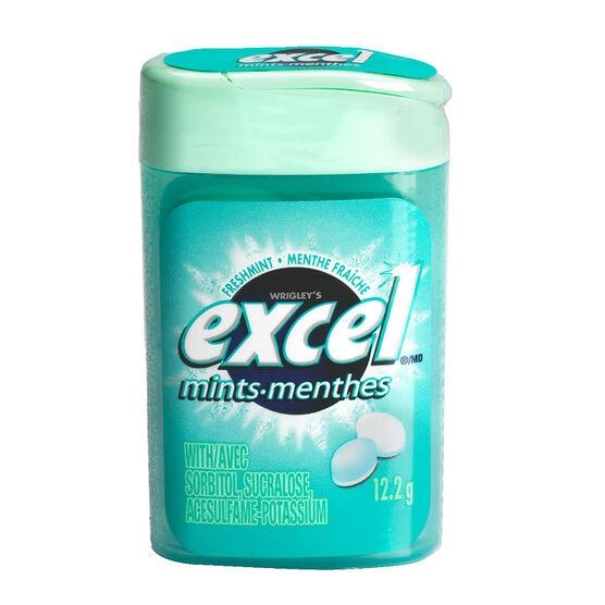 Excel Mints - Freshmint - 12.2g