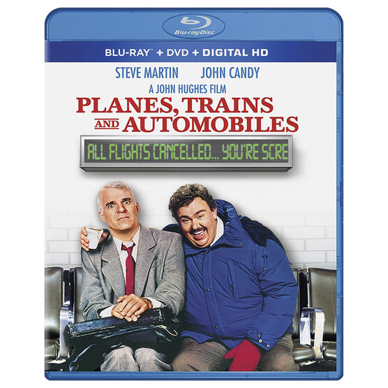 Planes, Trains and Automobiles - Blu-ray