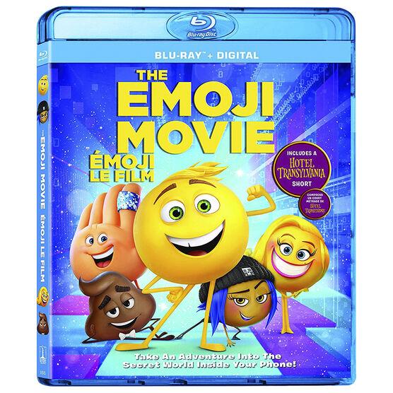 The Emoji Movie - Blu-ray