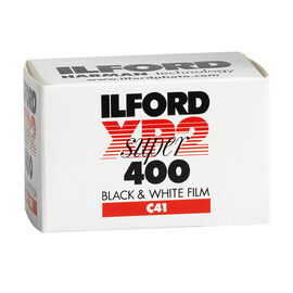 Ilford XP2 Super 400 Black & White 135-36