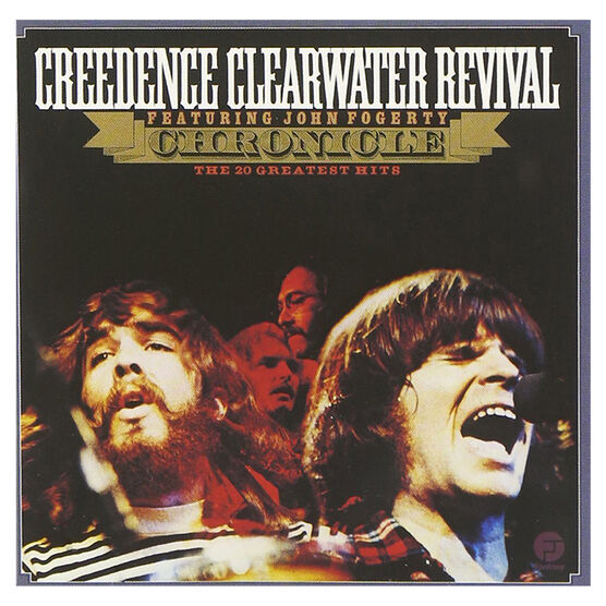 Creedence Clearwater Revival - Chronicle: The 20 Greatest Hits - Vinyl