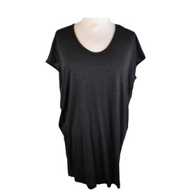 Lava Short Sleeve Tunic Design Tee