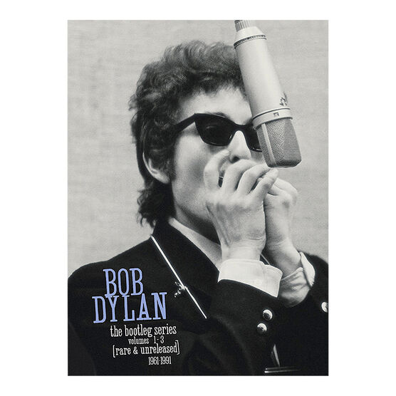 Bob Dylan - The Bootleg Series: Volues 1-3 (Rare and Unreleased) 1961-1991 - CD