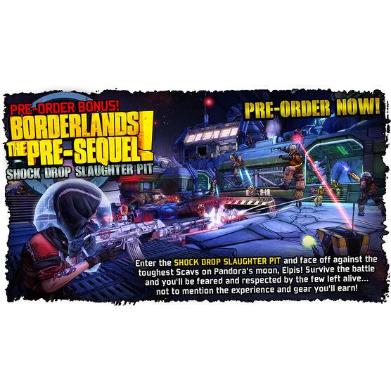 PC Borderlands Pre-Sequel