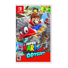 PRE ORDER: Nintendo Switch Super Mario Odyssey
