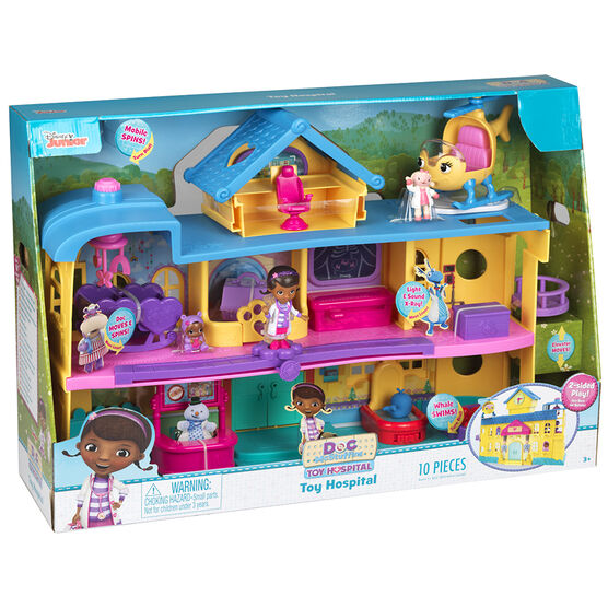 Disney's Junior Doc McStuffins Toy Hospital Playset - 92120