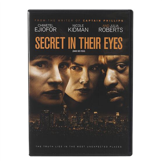 The Secret In Their Eyes - DVD