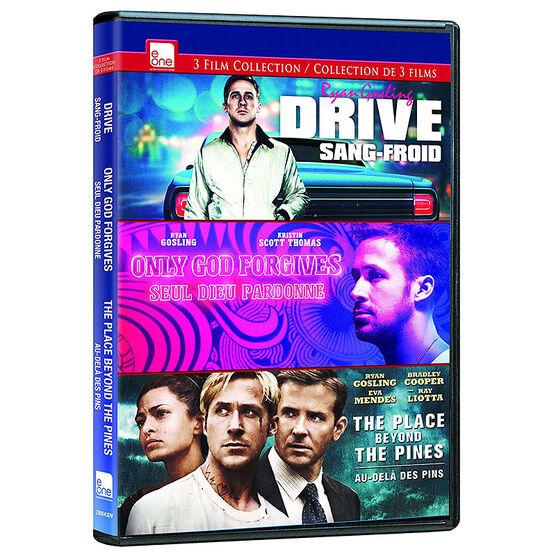 Ryan Gosling Triple Feature - DVD
