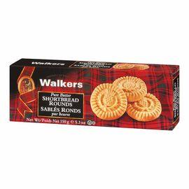 Walkers Shortbread Rounds - 150g