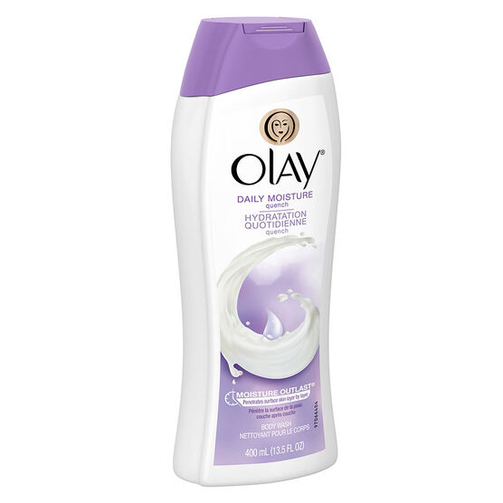 Olay Daily Moisture Quench Body Wash - 400ml