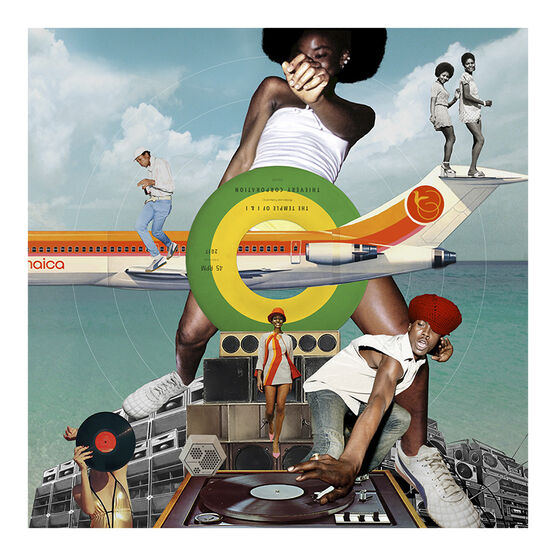 Thievery Corporation - The Temple of I and I - Vinyl