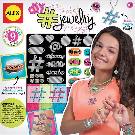 Alex DIY # Jewellery