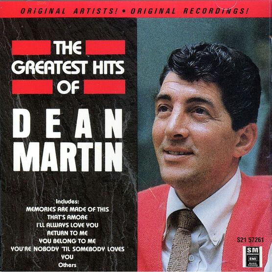 Dean Martin - Best Of Dean Martin - CD